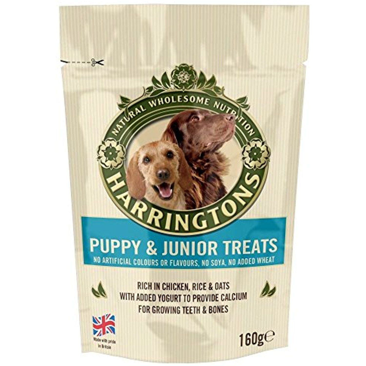 Harringtons Puppy Treats 160g You Can Visit The Image Link