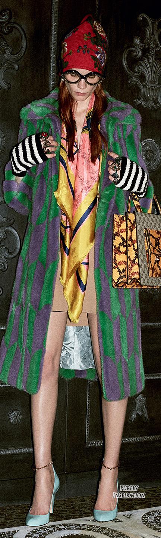 Gucci PF2016 Women's Fashion RTW | Purely Inspiration