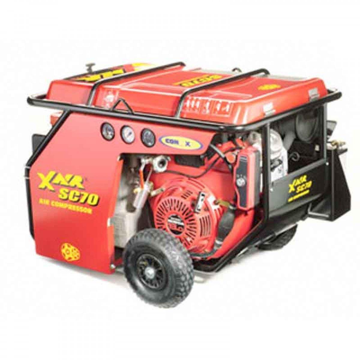 70 CFM Honda Air Compressor SC70 by Con X Equipment Air
