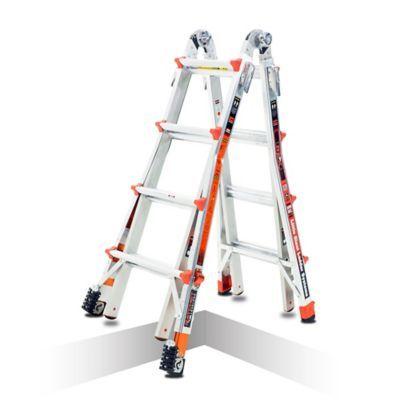 Little Giant 17' Rex Revolution Type Ia Aluminum Ladder in 2019
