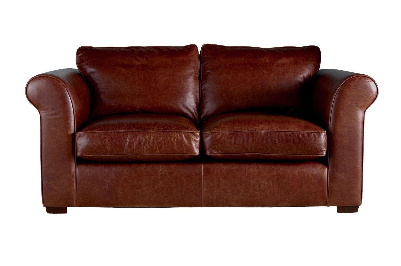 Wakehurst Leather 2 Seater Sofa Laura Ashley Made To Order