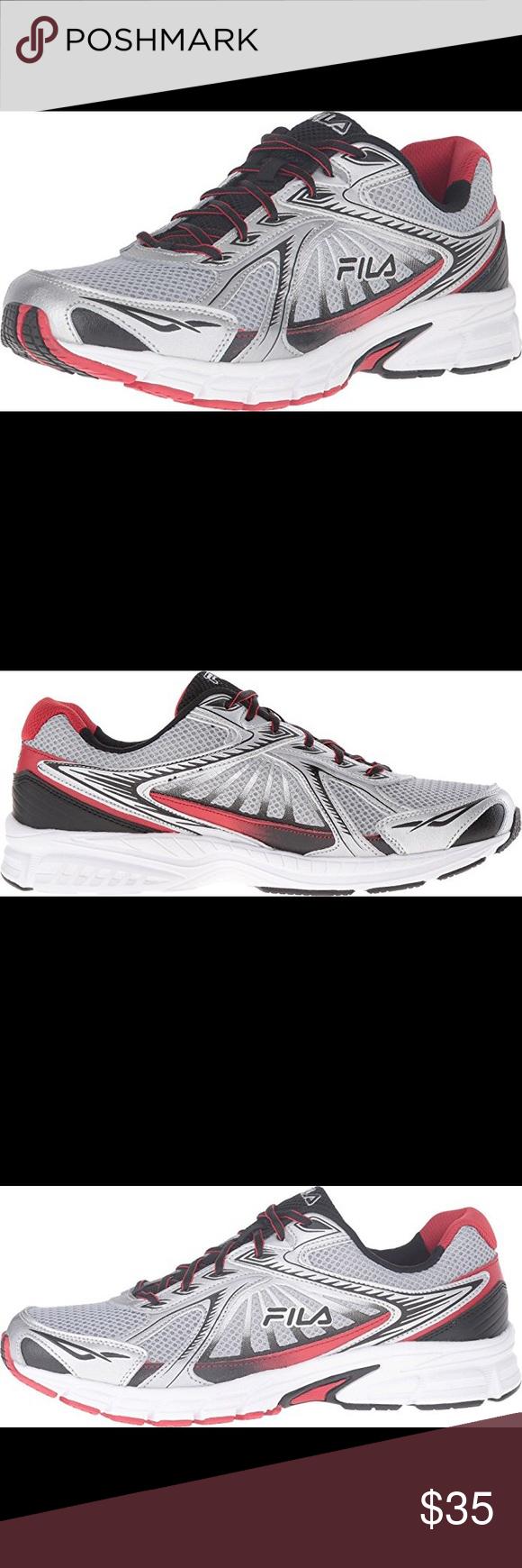 b1a6e7a1374ee NIB FILA's Men's OMNISPEED sneakers, size 10.5 NIB FILA's Men's red ...