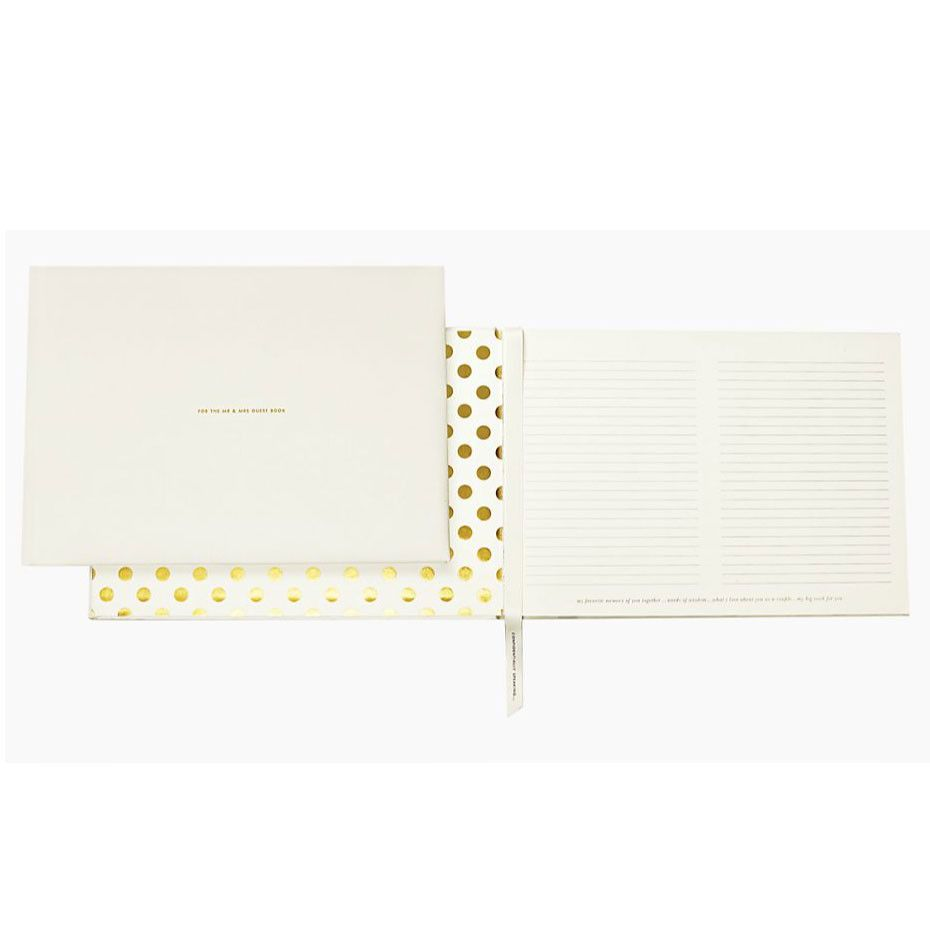 Kate Spade New York Wedding Guest Book Wedding Guest Book New York Wedding Wedding Planning