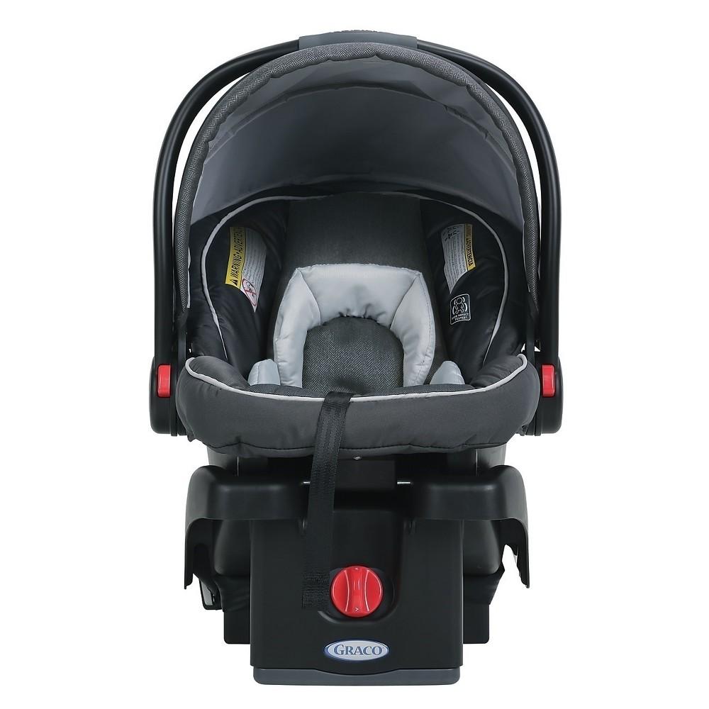 Graco Snugride Snuglock 35 Platinum Infant Car Seat Grayson