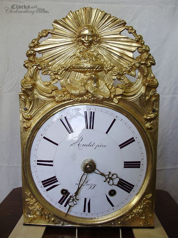 Clocks & Clockmaking: Comtoise Clock Restoration - Part 3 (Completed Clock)