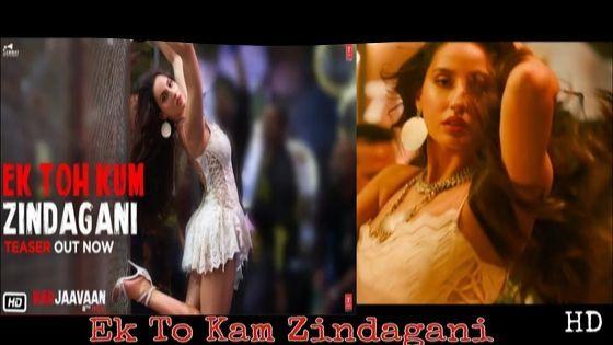 Ek To Kum/Kam Zindagani Full Song With Lyrics Marjaavan