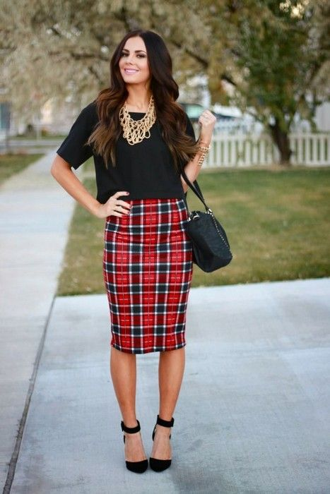 9d86160e918c Cute Christmas outfits Glamsugar.com Holiday Party Outfit | Outfit ...