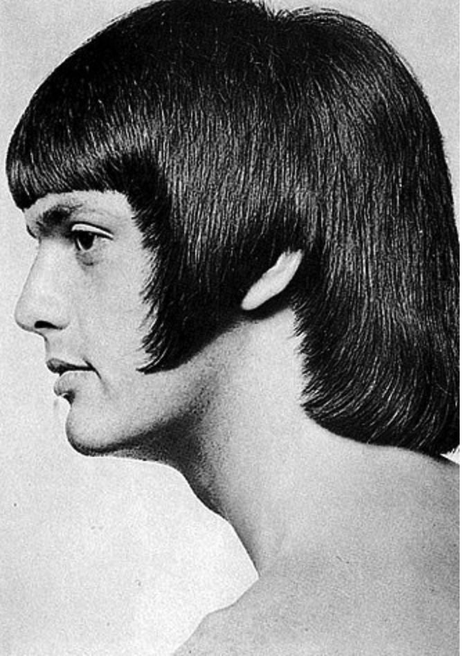pettinature uomo anni 70