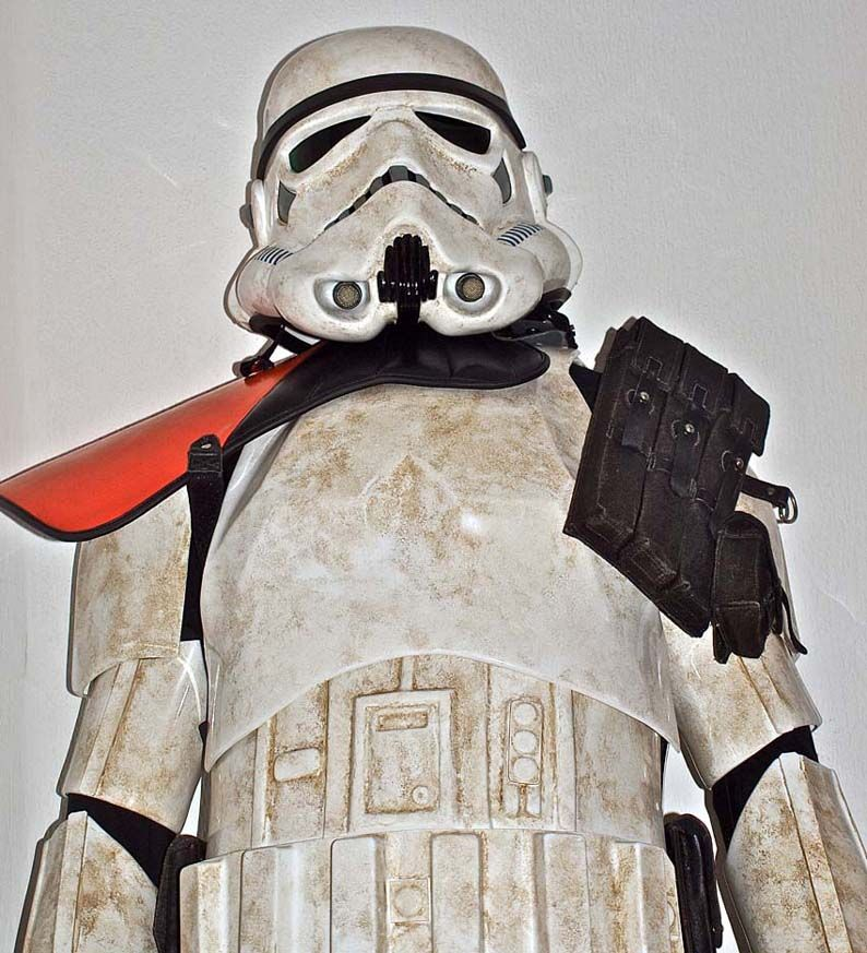 TM Helmet and Armor