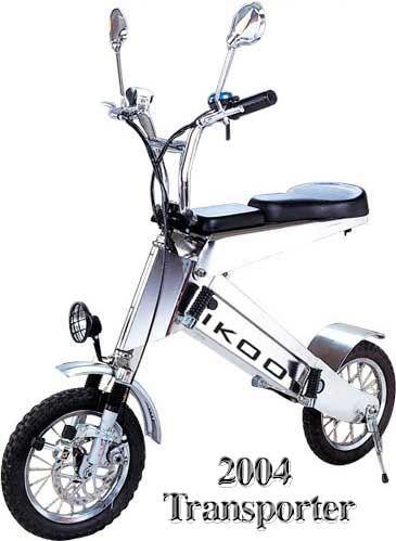 Ikoo Electric Bike
