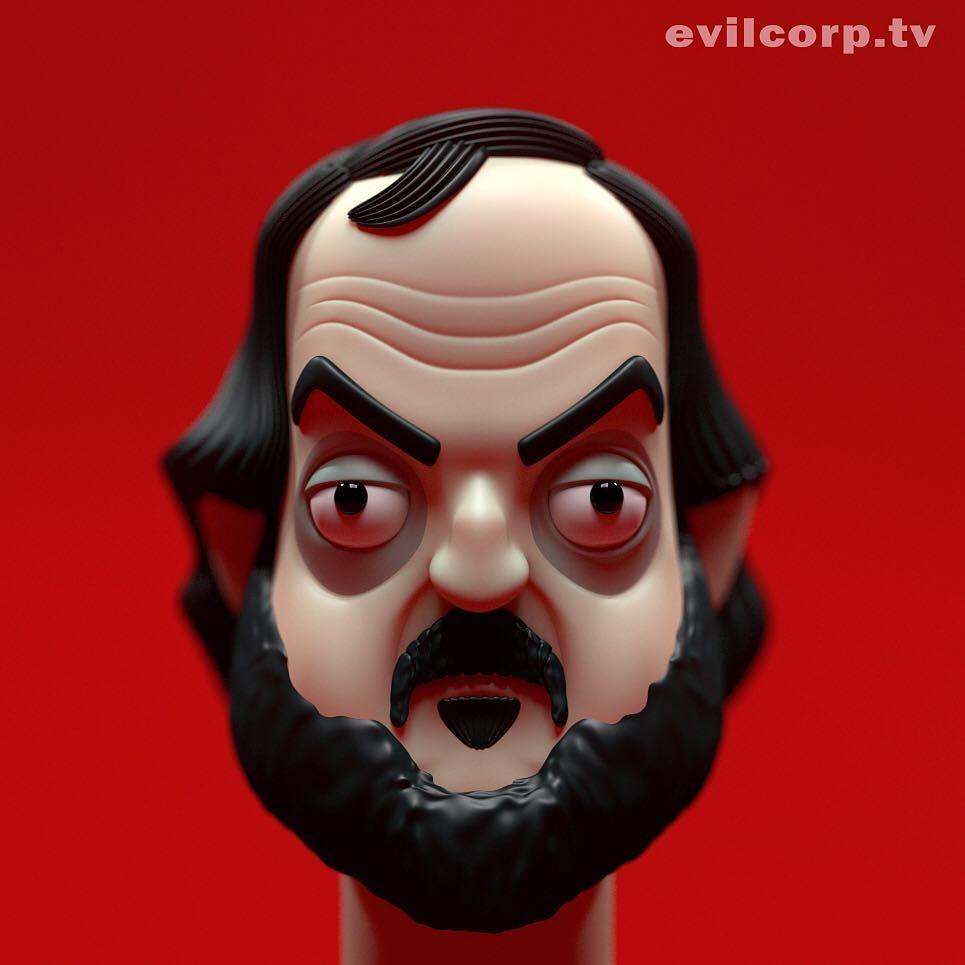 Stanley. #stanleykubrick #kubrick #fanart #kibooki by kibookied ...