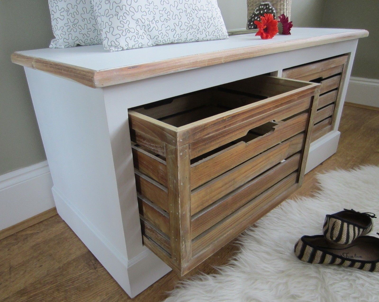 Ideas Of Entryway Shoe Bench Entry Mudroom Image ~ Homeshew