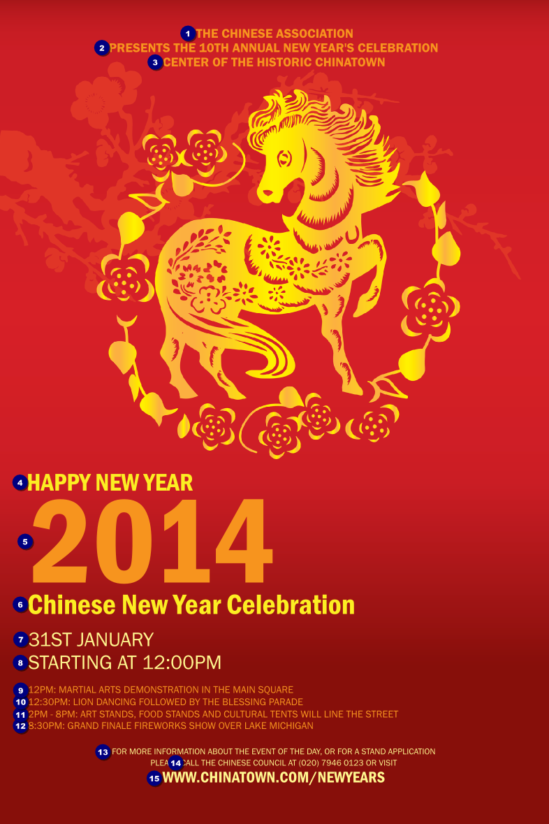 Chinese new year 2014 chinese new year 2014 poster ticket chinese new year 2014 chinese new year 2014 poster ticket printing kristyandbryce Choice Image