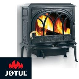 Clarence Gardens Stove Wood Gas Fireplace