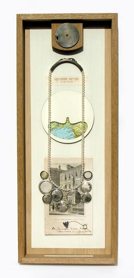 don quixote necklace 300, Zoe Arnold