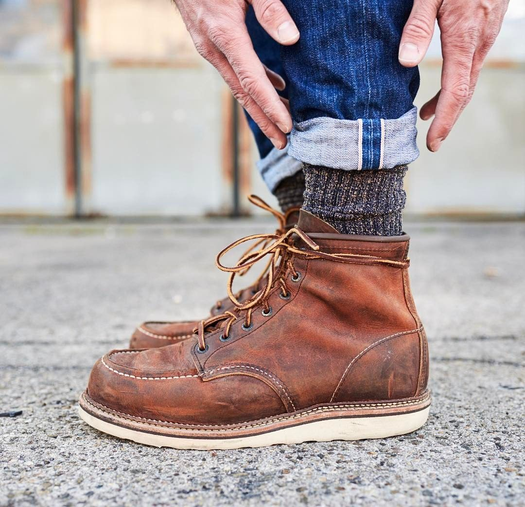 Mens Boots Red Wing