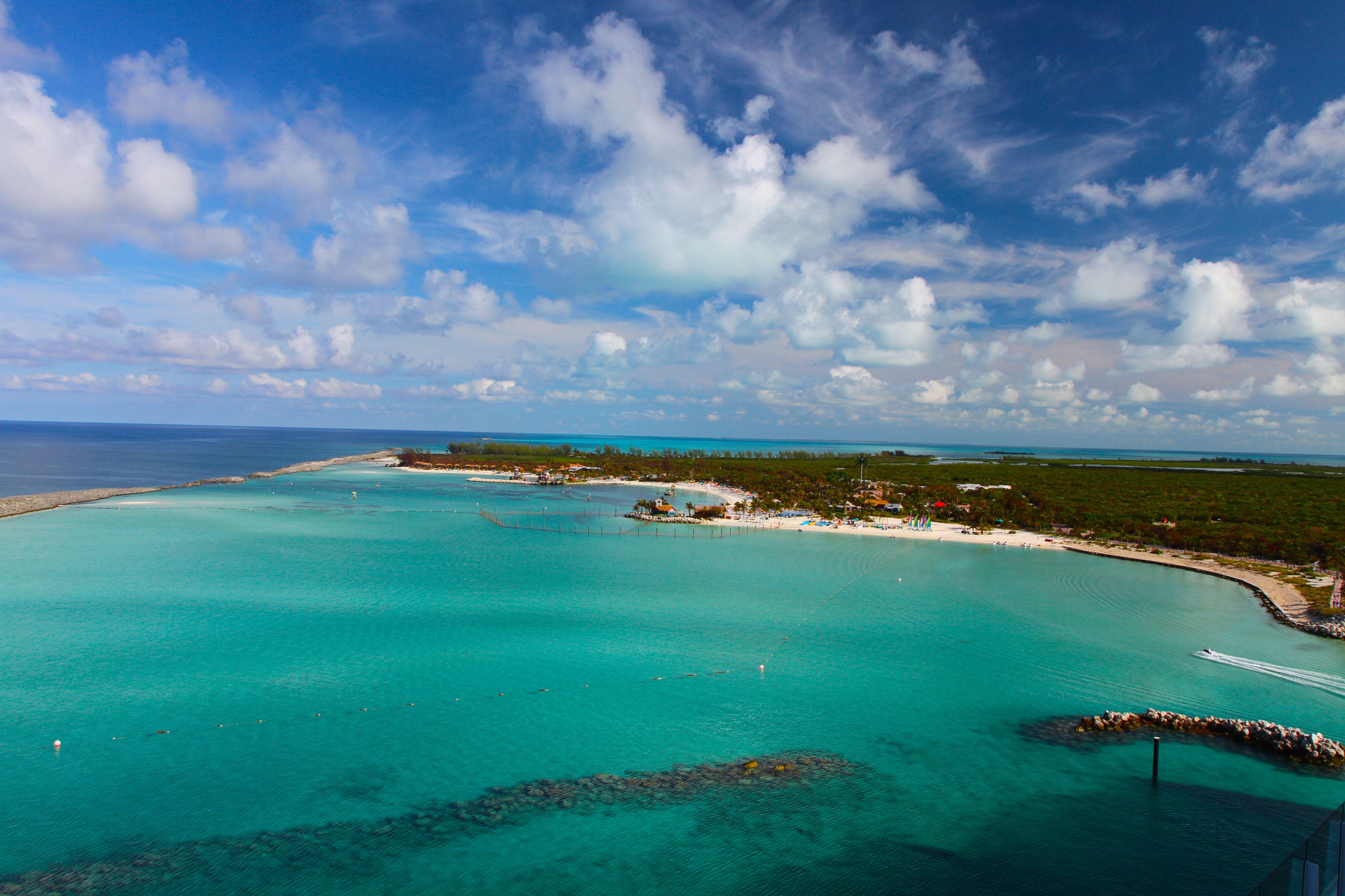 Castaway Cay Disney S Private Island In The Bahamas Paisajes