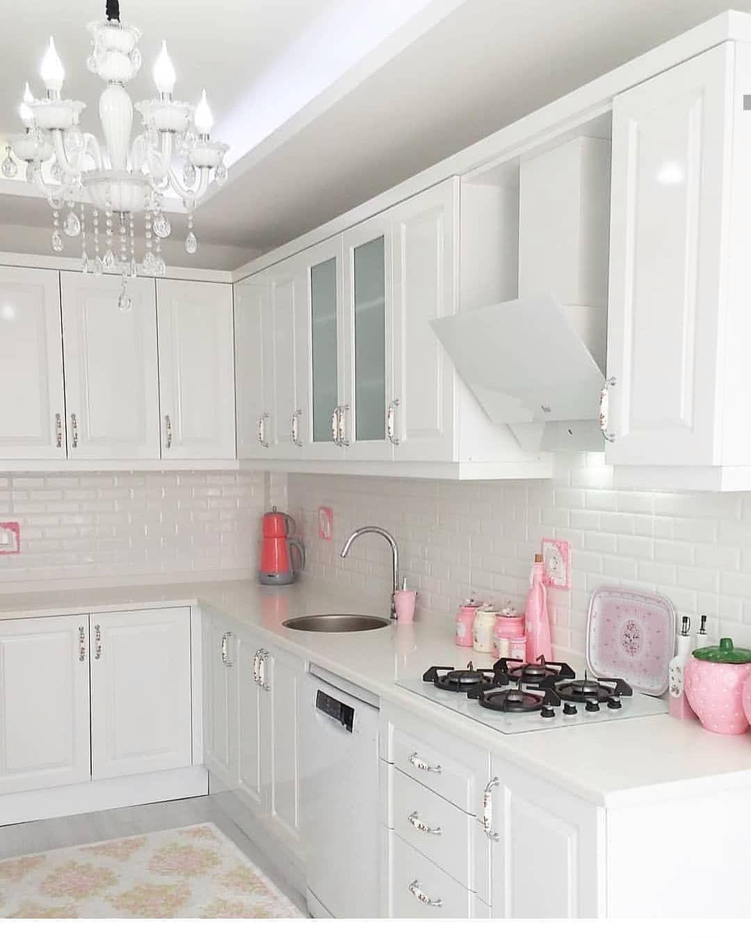 Gluckliche Tage Moge Allah Jedem Mehr Schonheit Gewahren 1 2 3 4 5 Mutfak Beyaz Mutfaklar Dekorasyon