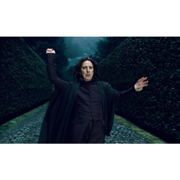 Photos From Harry Potter I Insygnia Smierci Czesc I Liked On Polyvore Featuring Harry Potter Snape Harry Potter Harry Potter Severus Harry Potter Characters