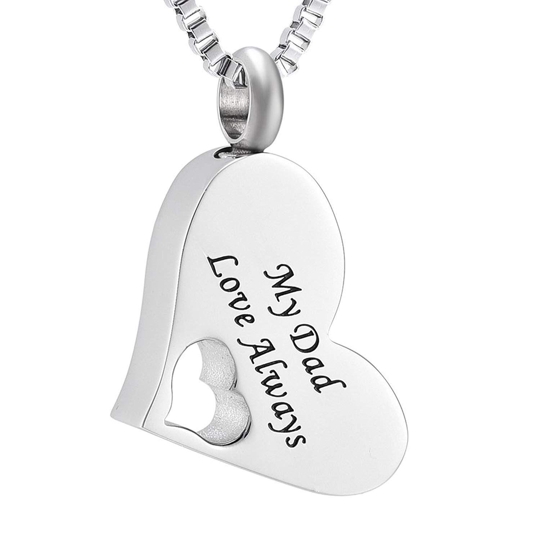 Cupimatch Book Love Heart Photo Locket Pendant Necklace Charm Chain Fashion Jewelry 17.8