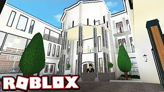 I Spent 24 Hours In Someones House Roblox Bloxburg Youtube - 77 Spending 35 000 Robux On My Million Dollar Mansion Roblox