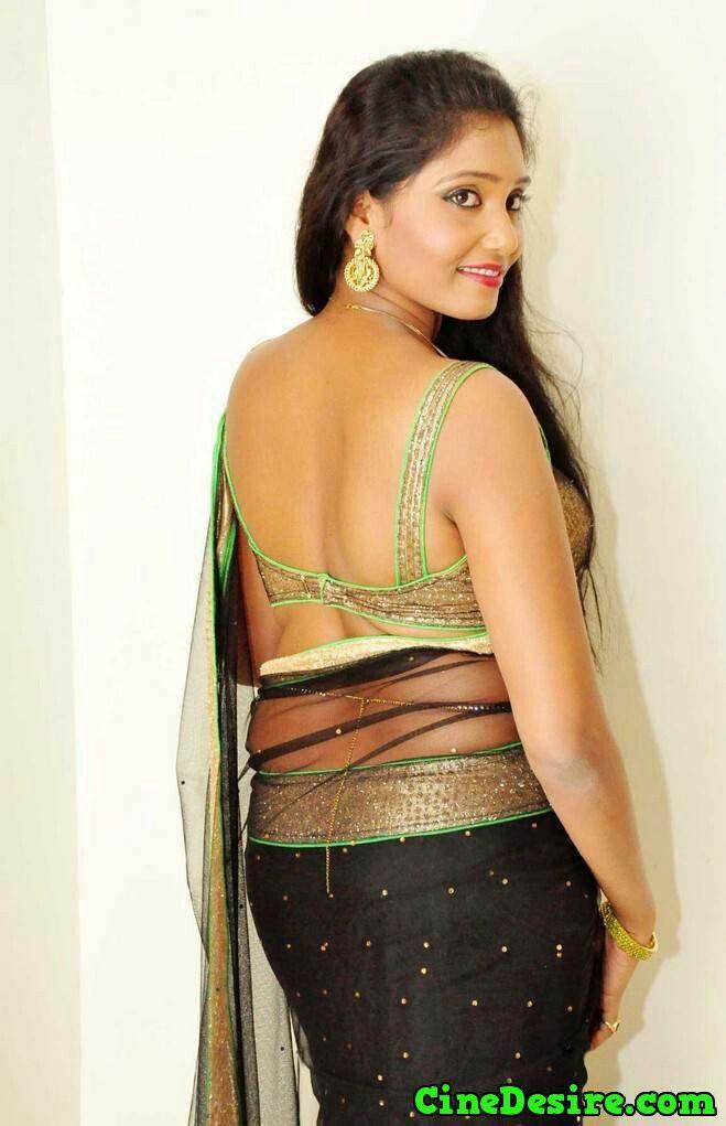 Pin by redfort on sleeveless saree hotties pinterest saree thecheapjerseys Gallery