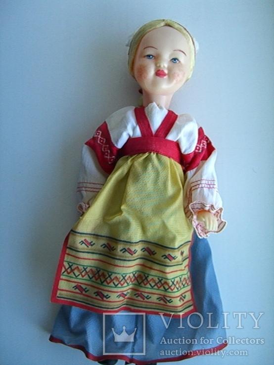 Пін на дошці «Старі радянські ляльки»