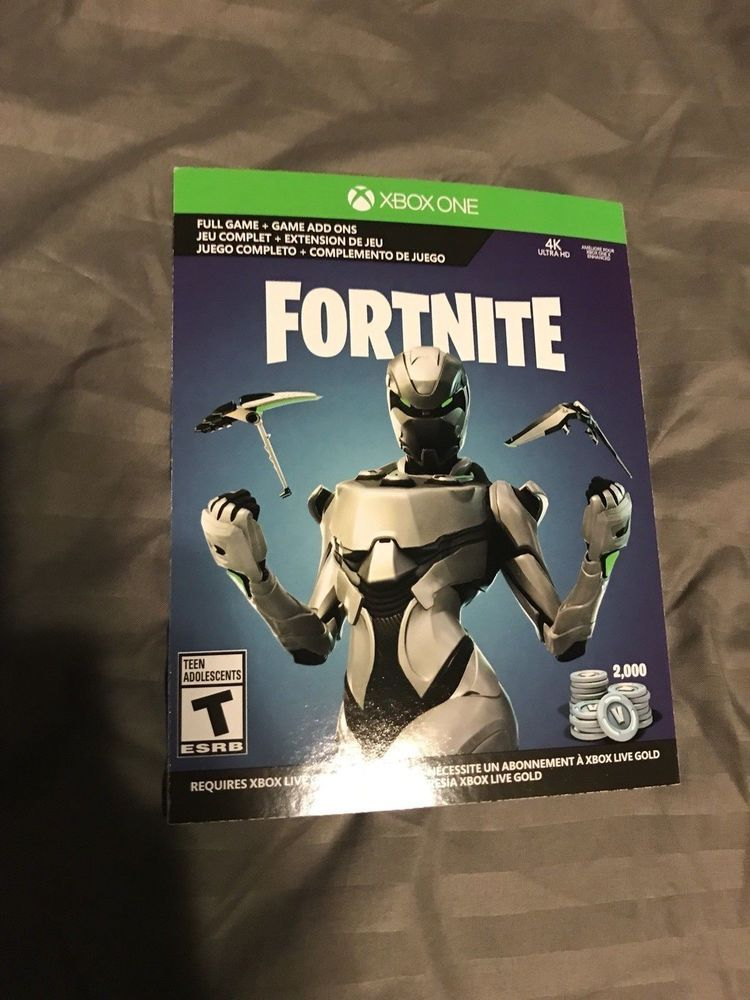 Fortnite Eon Skin Bundle 2 000 Vbucks No Console Included