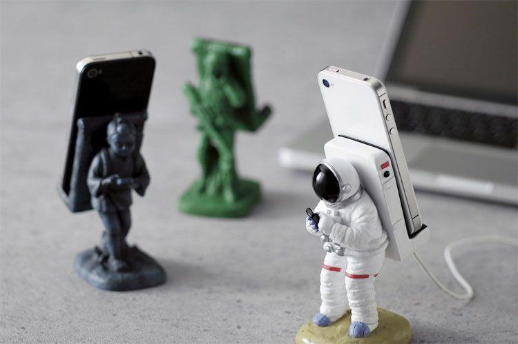 Raumfahrer Iphone Dock Telefono Inteligente Objetos Accesorios Para Ipad