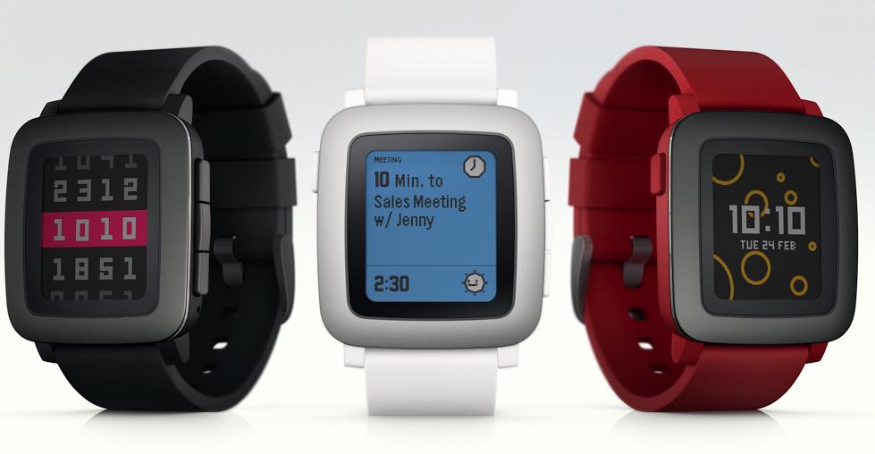 Apple Inc (NASDAQ:AAPL) Apple Watch vs Pebble Time - Comparison & Reviews  #appleinc #AppleWatch #PebbleTime #smartwatch http://gazettereview.com/2016/01/apple-watch-vs-pebble-time-comparisons-review/