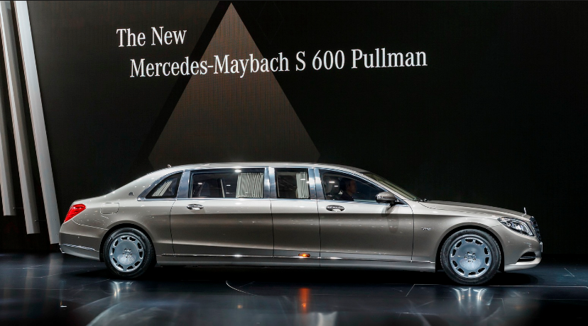 2018 Mercedes Benz S600 Pullman Maybach New Design Specifications