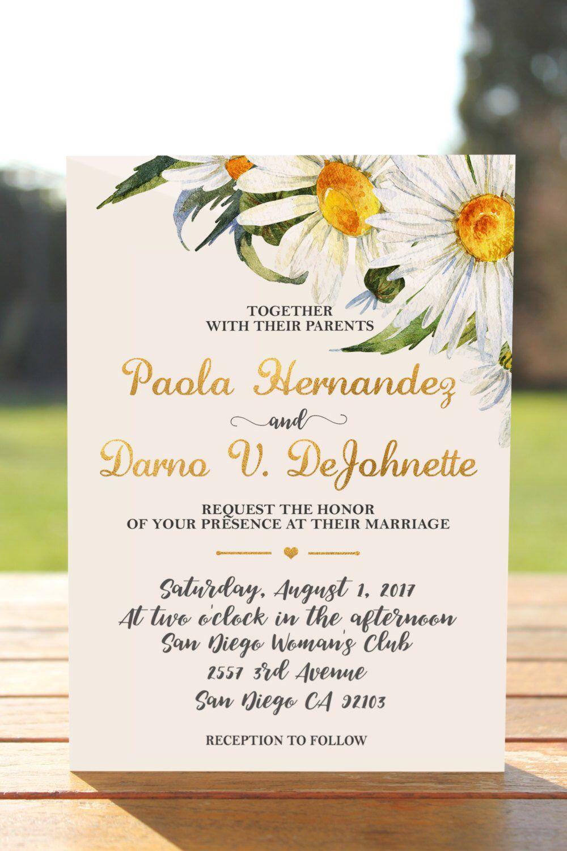 Pin By Julie Rhodes On Emie S Wedding Shower Floral Wedding Invitations Printable Wedding Invitations Wedding Invitations