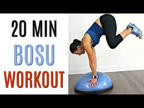 total body bosu workout  bosu workout workout videos