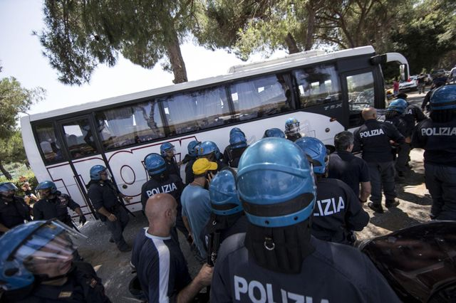 A Roma e Treviso sono stati episodi di fascismo