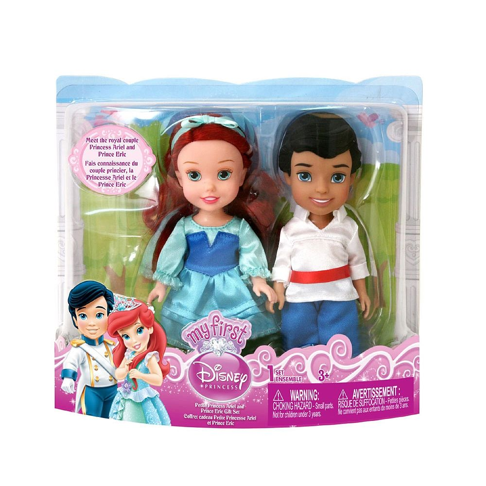 Disney princess my first disney princess doll 6 inch petite princess and prince giftset - Petite princesse disney ...