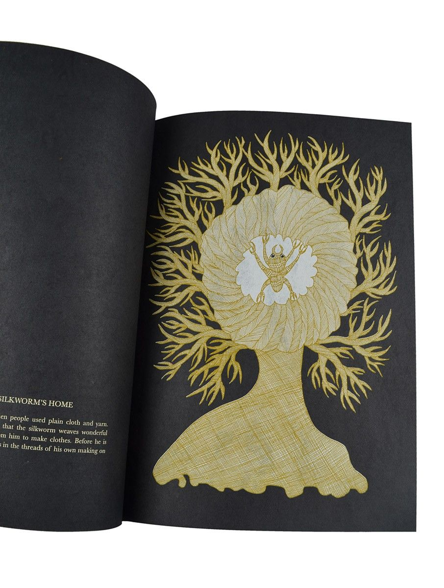 The Night Life of Trees [Hard Cover]  A visual ode to trees rendered by tribal artists from India, this handcrafted edition showcases three of the finest living Gond masters. This collection of their distinctive styles is enchanting—an excellent gift for those fascinated by trees, art or folk traditions.