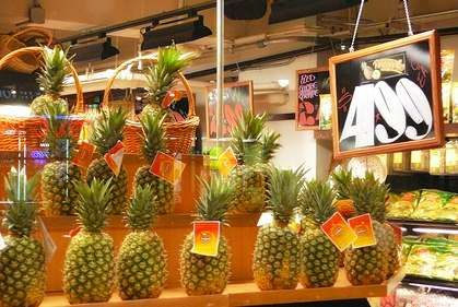 An enzyme in pineapple that's more powerful than chemo in