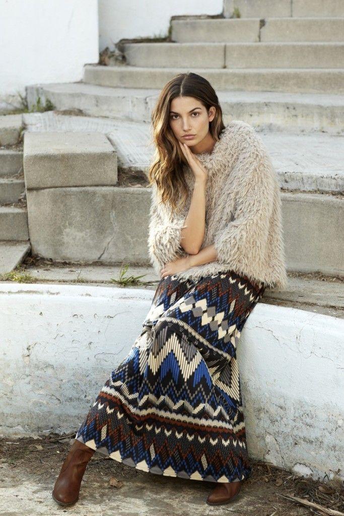 long maxi skirt and boots | Maxi skirt winter, Maxi skirt