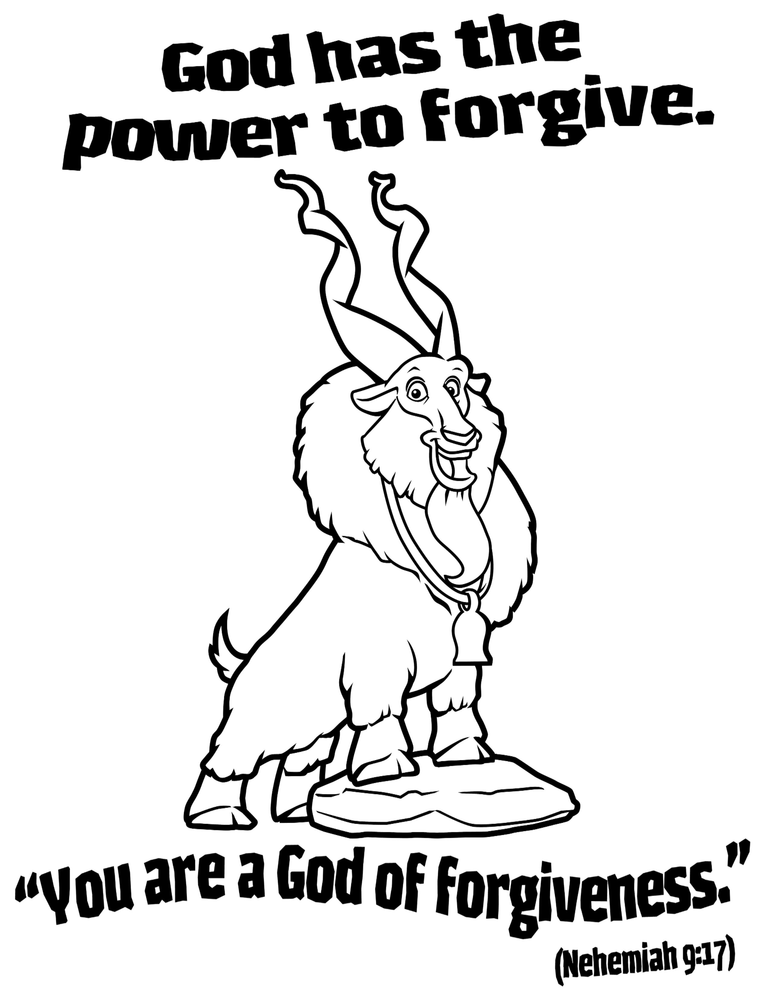 Preschool Coloring Page Day 4 | Everest VBS 2015 | Pinterest ...