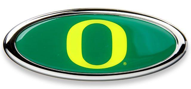 oregon ducks ford emblem | Badges Emblems :: College Emblems :: University of Oregon Ducks Emblem ...