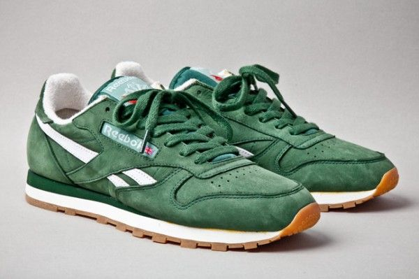 Reebok Classic Leather Vintage 'Racing Green' If you were impressed with  the Reebok Classic Leather