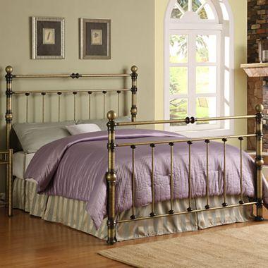 Kensington Metal Bed Jcpenney Furniture Home Bed