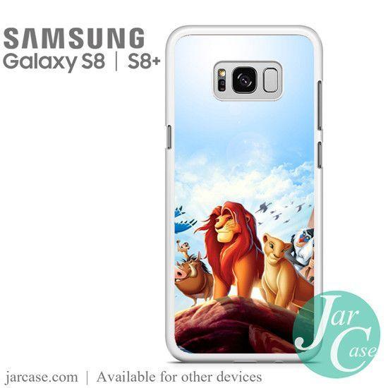 lion samsung s8 phone case
