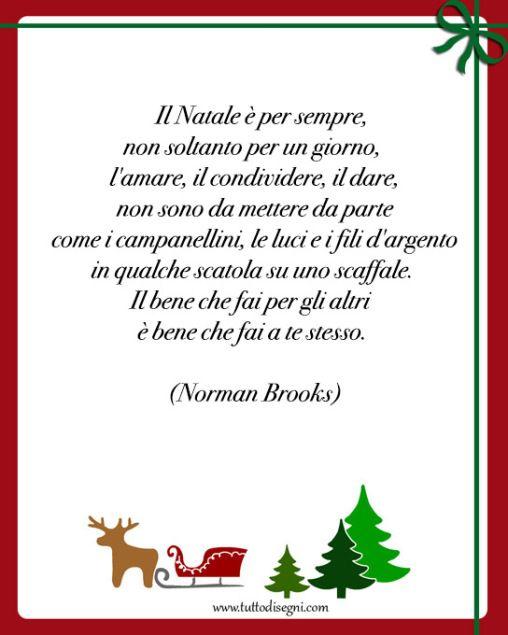 Frasi Di Natale Semplici.Frasi Natale8 Christmas Natale Parole Di Natale E