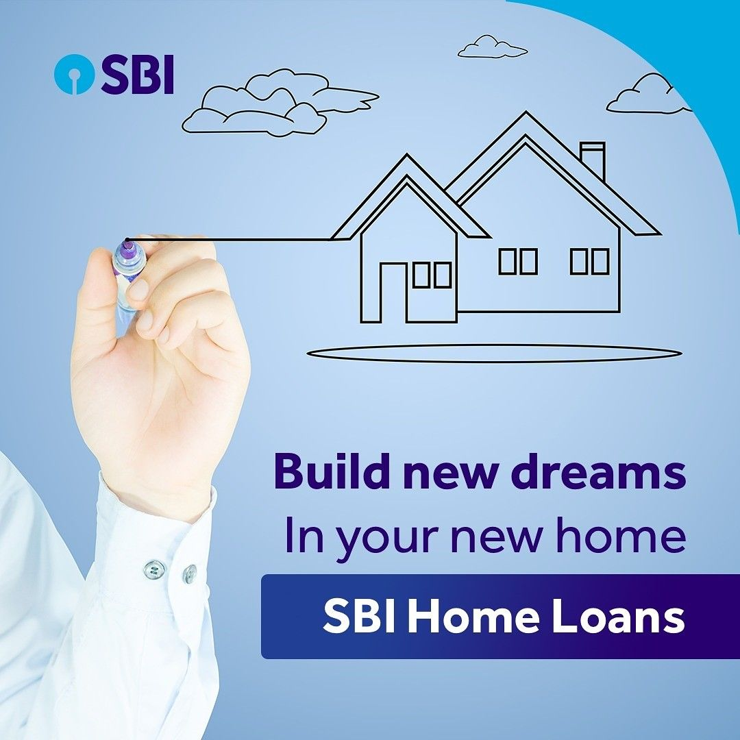 Move Into Your Dream Home This Year Sbi Home Loans Will Help You