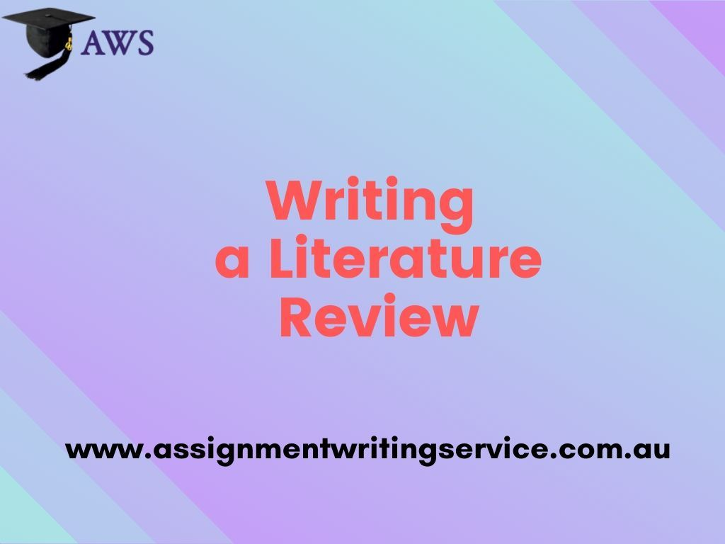 Literature review library services