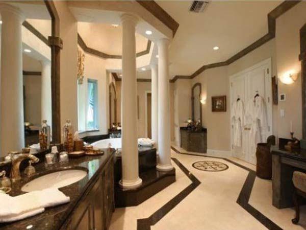 Luxurious Bathrooms 15 ultimate luxurious romantic bathroom designs Large Luxury Bathrooms Google Search