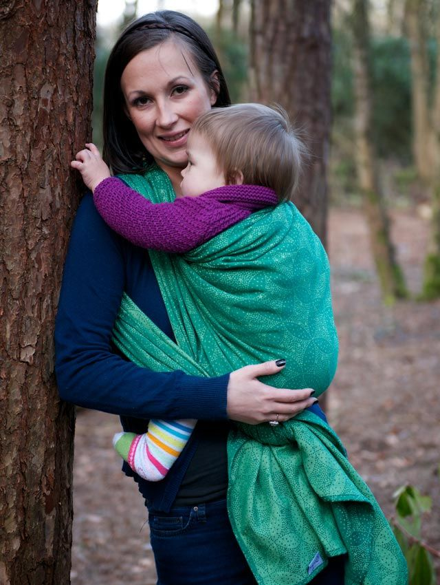 Oscha Starry Night Ash Size 5 6 And Ring Sling Babywearing