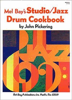 Studio - Jazz Drum Cookbook (Book)