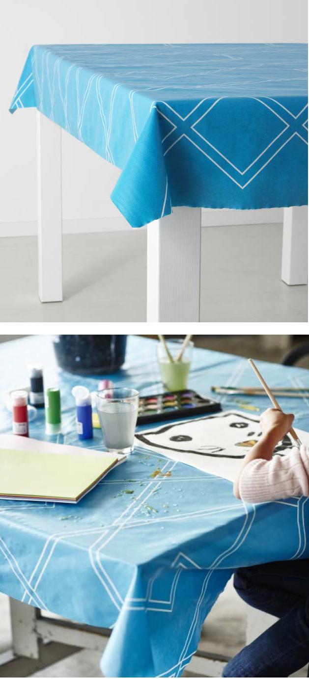 IKEA PS 2014 plastic coated fabric. The acrylic-coated fabric is ...
